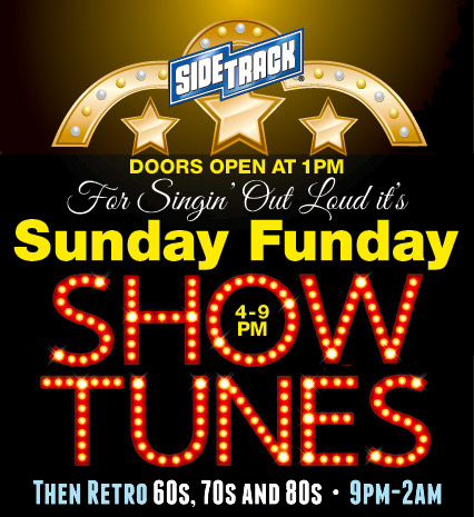 Sundays @ Sidetrack