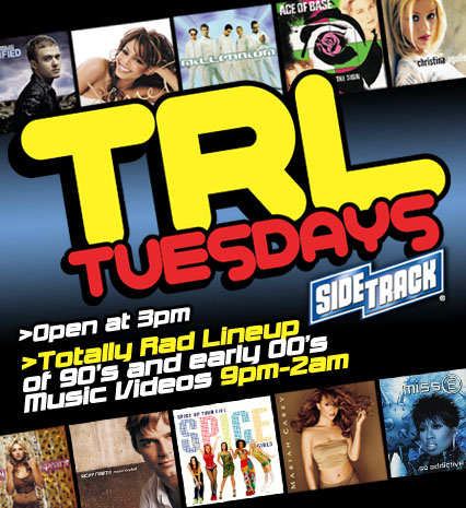 Tuesdays @ Sidetrack